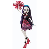 Кукла Monster High Спектра Вондергейст Командный дух BDF10