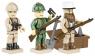 Солдаты французская армия Коби 2037 аналог Лего