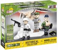 Солдаты немецкая армия Коби 2039 аналог Лего