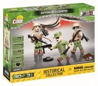 Солдаты немецкая армия Коби 2050 аналог Лего