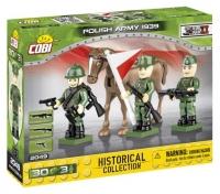 Солдаты польская армия Коби 2049 аналог Лего