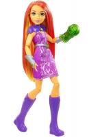 Кукла Super Hero Girls Starfire Супергероини Старфайер Базовая DVG20
