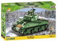 Танк Шерман Конструктор Коби Cobi 2550 аналог Лего