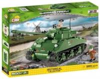 Коби Танк Британский Шерман Cobi 2515