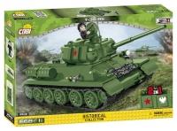Танк Т34 Конструктор Коби Cobi 2542 аналог Лего