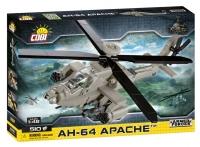 Вертолет Апач Конструктор Коби Cobi 5808 аналог Лего